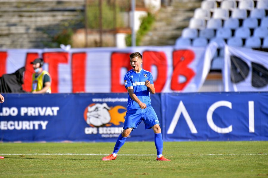 Ion Gheorghe, FC Voluntari