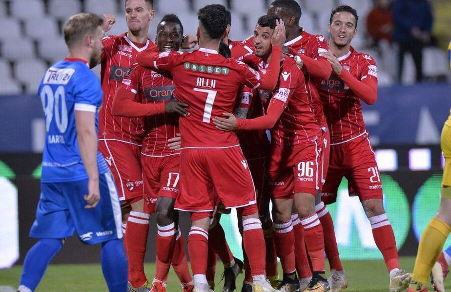 Mamoutou N'Diaye și-a prelungit contractul cu Dinamo