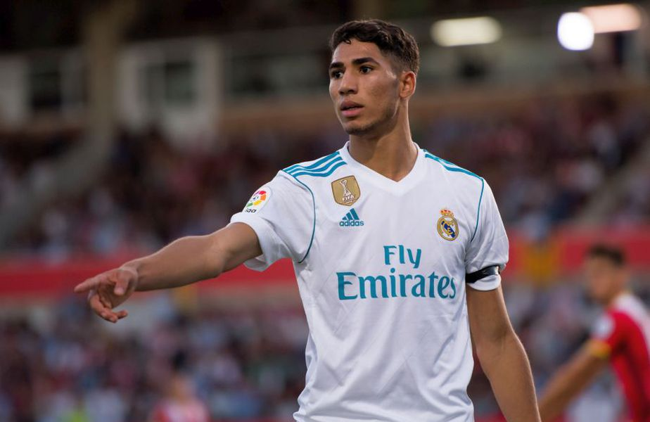 Inter l-a luat Achraf Hakimi // FOTO: Guliver/GettyImages