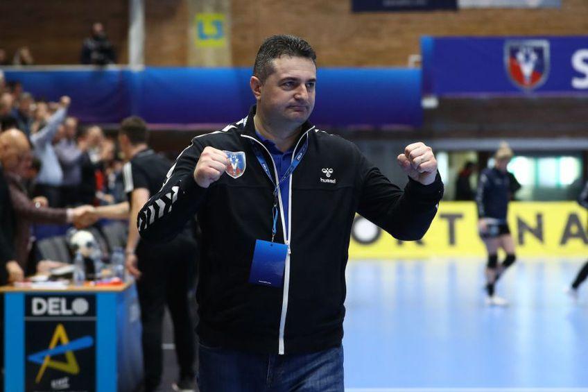 Florentin Pera a câștigat titlul cu Vâlcea în 2019 și a terminat pe primul loc în 2020, an în care nu s-au acordat medaliile FOTO Marius Ionescu