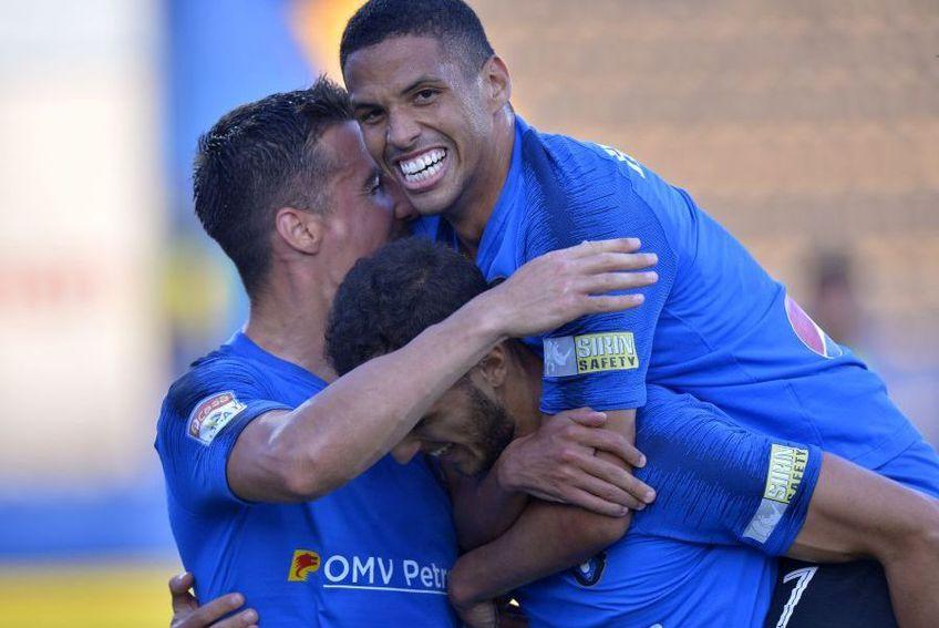 Viitorul a învins-o pe Dinamo, scor 1-0, în etapa cu numărul 7 din play-out-ul Ligii 1