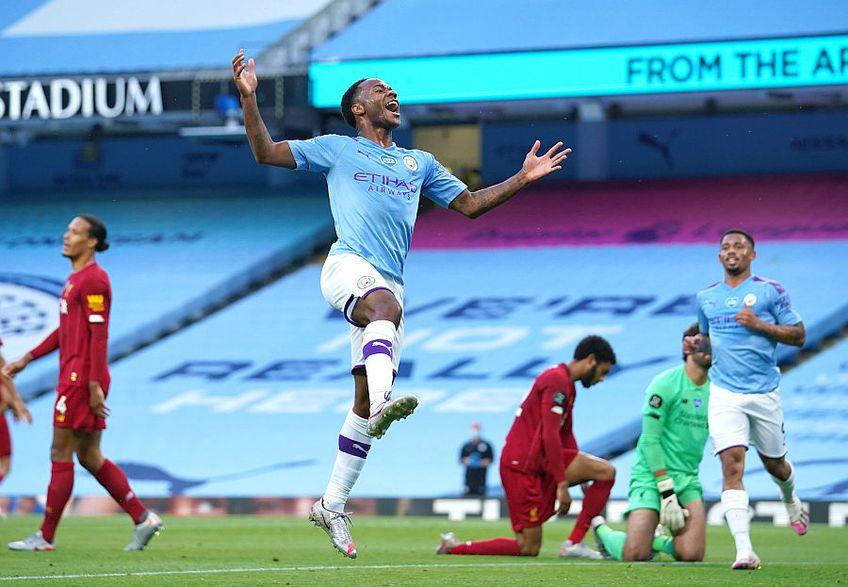 City a învins rivala din Premier League // FOTO: Guliver/GettyImages