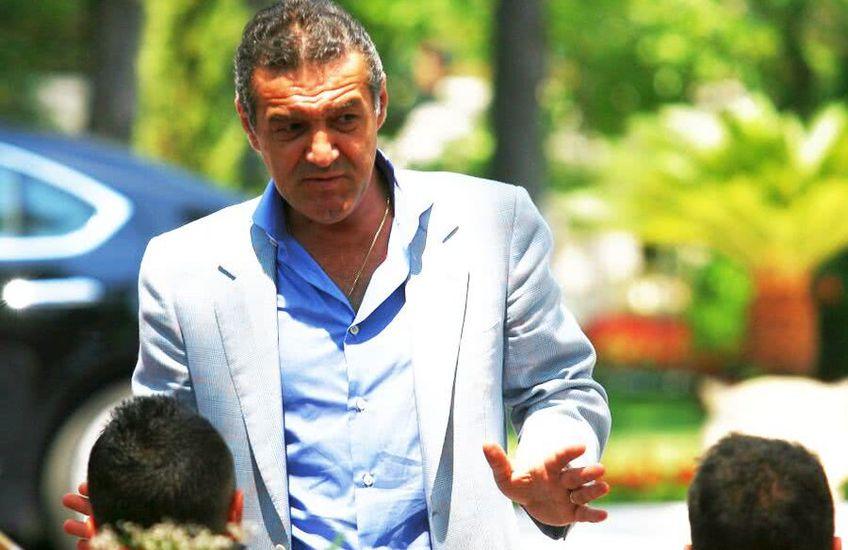 Gigi Becali a început campania pentru sezonul viitor