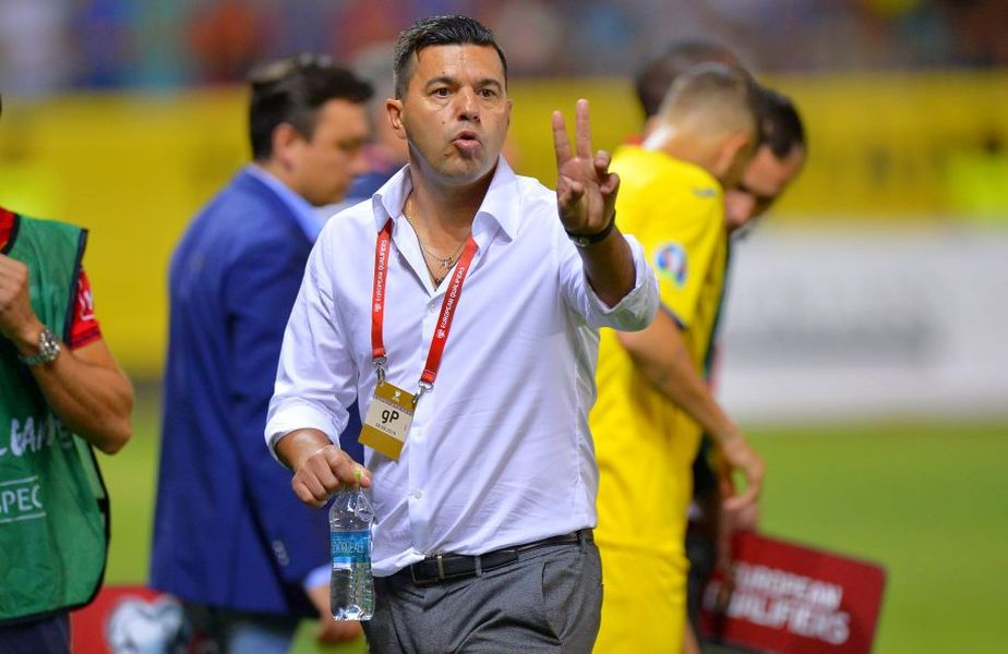 Cosmin Contra poate reveni în antrenorat