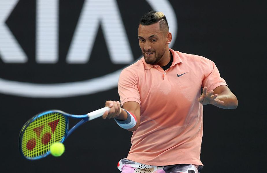 Nick Kyrgios // foto: Guliver/gettyimages