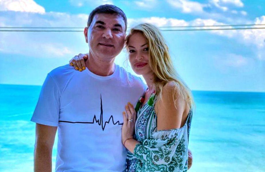 Cristi Borcea și Valentina Pelinel // foto: Libertatea