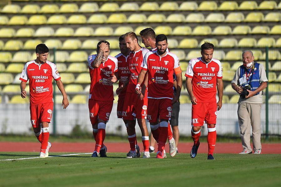 FC Argeș - UTA