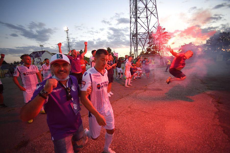 Bucurie FC Argeș