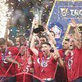 Lille a câștigat Supercupa Franței // foto: Imago