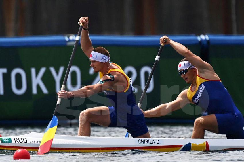 Canoea de doi a României // foto: Raed Krishan