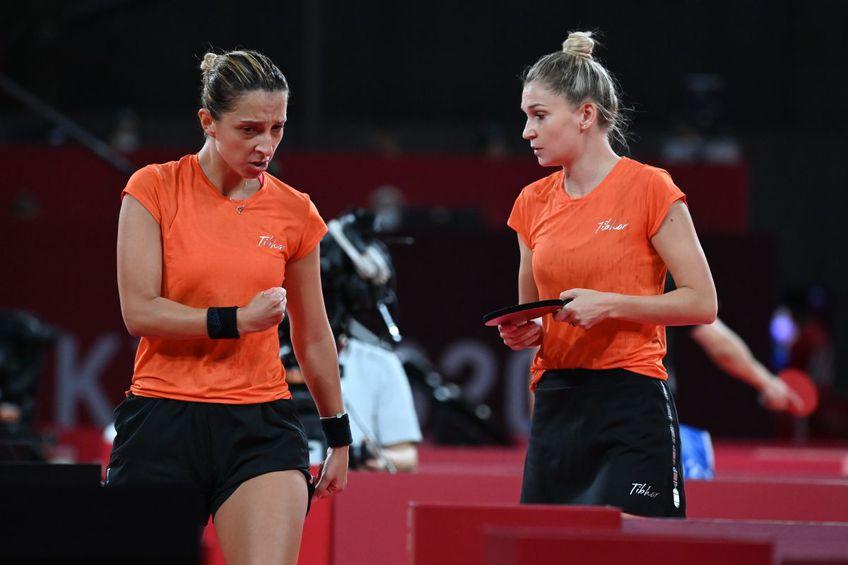 Eliza Samara și Daniela Dodean