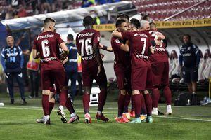 CFR Cluj și-a aflat posibilele adversare din play-off-ul Ligii Campionilor