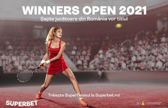 Speranțe de titlu. Șapte jucătoare din România vor coroana la Winners Open 2021!