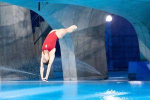 O sportivă a luat nota ZERO la sărituri în apă! Ce a putut face