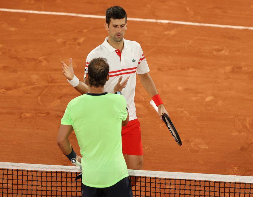 Rafael Nadal (35 de ani, 3 ATP) nu i-a găsit circumstanțe atenuante lui Novak Djokovic (34 de ani, 1 ATP), pentru ieșirile nervoase de la Jocurile Olimpice.