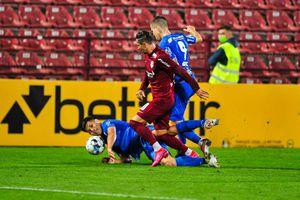 CFR Cluj - Young Boys Berna 1-0 » Turul duelului din runda 3 preliminară a Ligii Campionilor