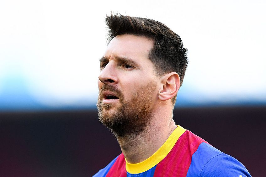 Leo Messi va semna cu Barcelona // FOTO: Guliver/GettyImages
