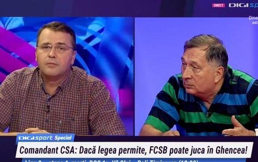 Vali Moraru și Ion Crăciunescu, dialog în contradictoriu