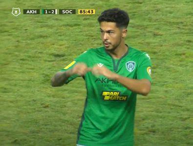 Gabi Iancu și Dugandzic, goluri într-un meci bizar! A fost întrerupt din cauza unui șarpe