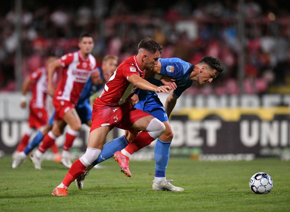 FOTO Dinamo - Clinceni, meci 02.08.2021