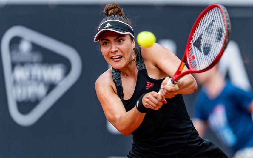 Româncele Evelyne Christelle Atticia Tiron (22 de ani) și Elena Gabriela Ruse (23 de ani, 107 WTA) au fost eliminate în primul tur la Winners Open, singurul turneu WTA organizat pe teritoriul României.