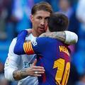 Sergio Ramos (34 de ani) crede că eventuala plecare a lui Leo Messi (33 de ani) de la Barcelona ar afecta fotbalul din Spania.