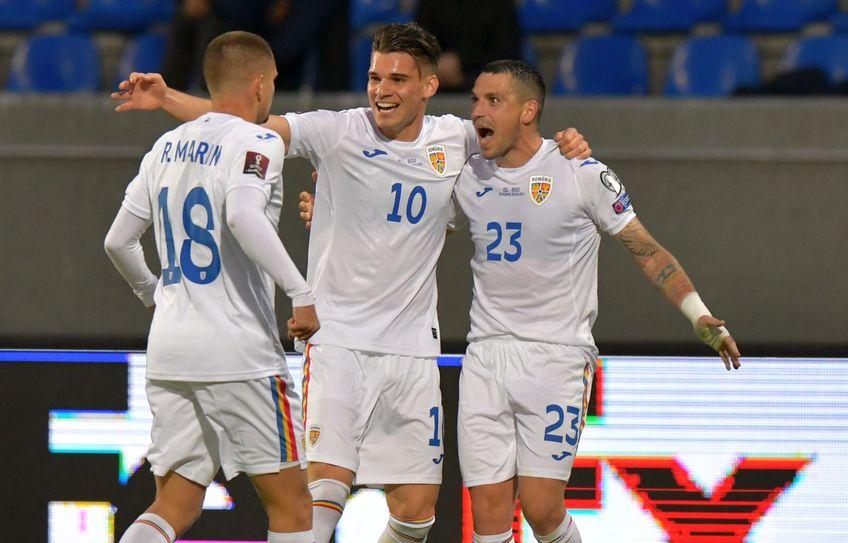 România a învins-o pe Islanda, scor 2-0, în a 4-a rundă a preliminariilor Campionatului Mondial. Primul meci din mandatul lui Rădoi în care naționala nu primește gol!
