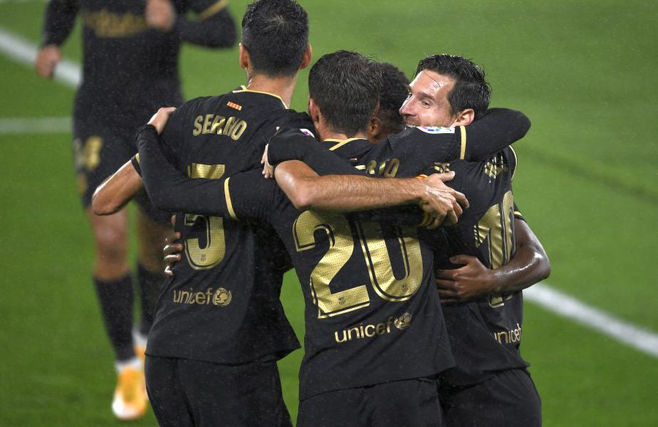 Celta Vigo - Barcelona 0-3 // foto: Guliver/gettyimages