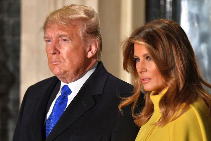 Donald și Melania Trump // foto: Guliver/gettyimages