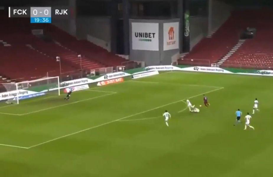 FC Copenhaga a fost eliminată aseară din Europa League de Rijeka, după ce PeterAnkersen (30 de ani) a marcat în propria poartă.