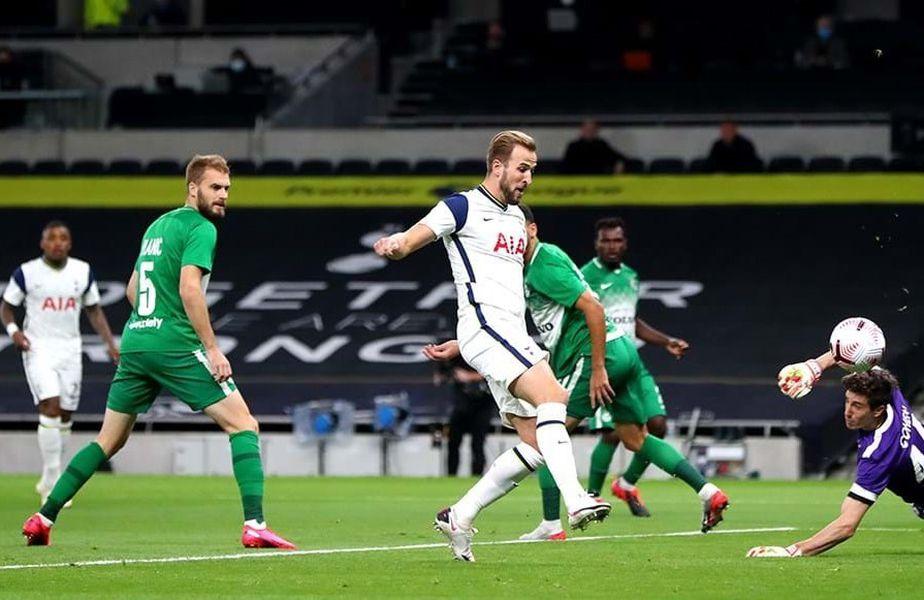 Proaspăt transferat la Maccabi Haifa, Bogdan Planic (28 de ani) nu a reșit calificarea în grupele Europa League, fiind eliminat de Tottenham.