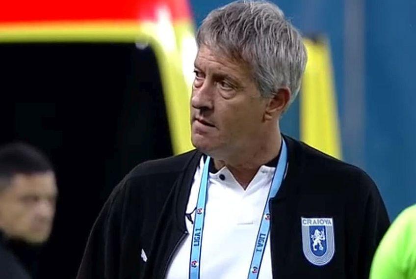 CS Universitatea Craiova a câștigat meciul cu Poli Iași, scor 1-0. Antrenorul Cristiano Bergodi nu s-a putut bucura pentru victorie, din cauza accidentării golgeterului Elvir Koljic.