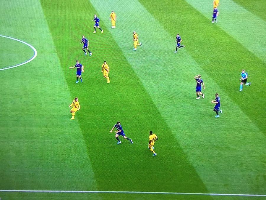 LEVANTE - BARCELONA 3-1 // FOTO Unde e VAR-ul? Barcelona a primit în mod eronat un penalty, faza fiind precedată de un ofsaid evident!