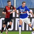 Sampdoria - Genoa s-a încheiat la egalitate, 1-1 // foto: Guliver/gettyimages