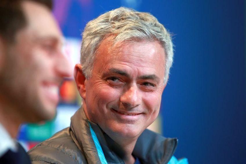 Jose Mourinho, antrenor Tottenham // foto: Guliver/gettyimages