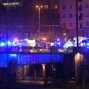 Viena, capitala Austriei, a fost sub asediu luni seara. foto: Guliver/Getty Images