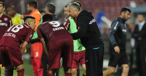 CFR caută antrenor! Doi portughezi sunt pe lista clujenilor