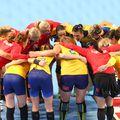 România a terminat pe locul 4 la ultima ediție a Campionatului European, Franța 2018 FOTO Marius Ionescu