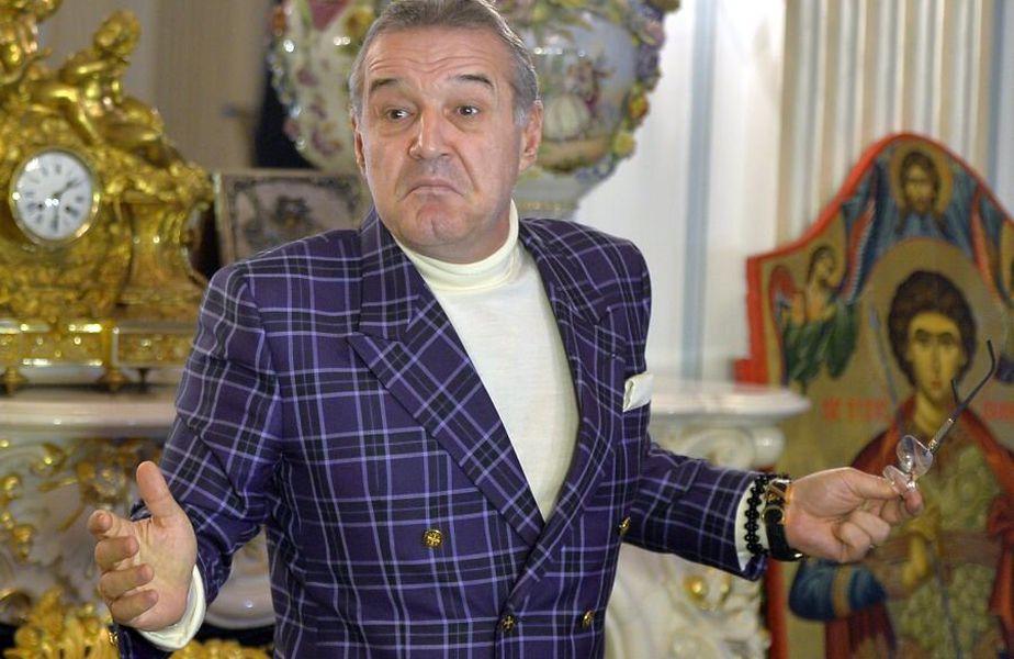 Gigi Becali vrea să-l transfere pe Haruț