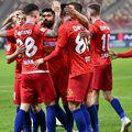 Roș-albaștrii s-au calificat în optimile Cupei fără să joace. Sursă foto: Facebook FCSB