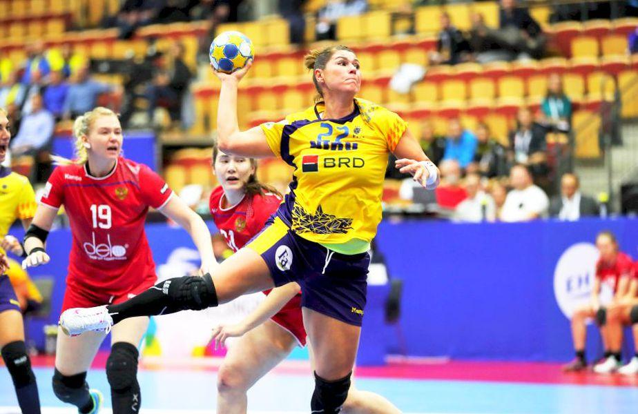Oana Manea a adunat 200 de selecții pentru naționala României. Sursă foto: GSP