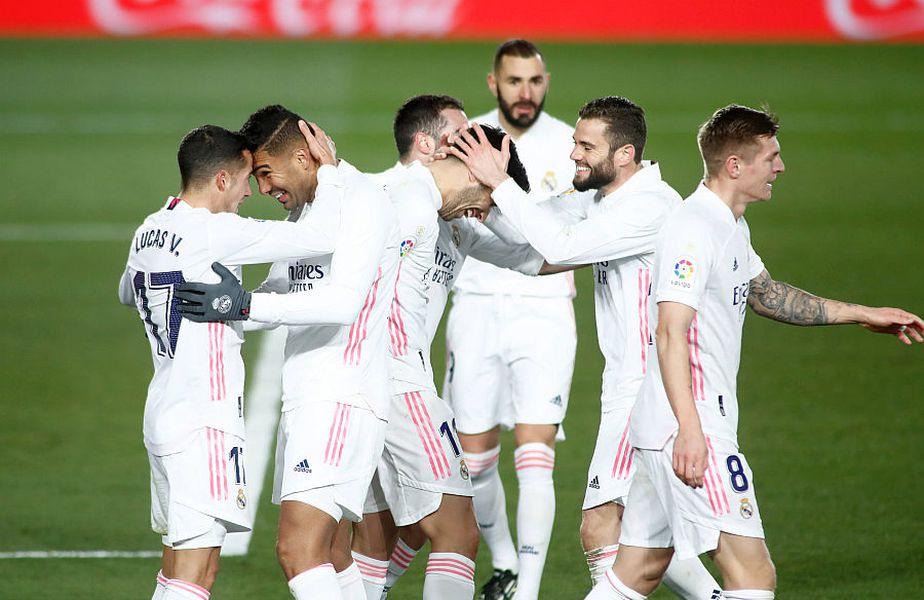 Real Madrid a câștigat primul meci din 2021// FOTO: Imago
