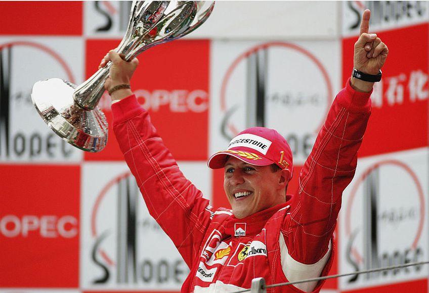 Michael Schumacher // FOTO: Guliver/GettyImages