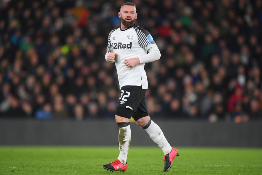Wayne Rooney foto: Guliver/Getty Images