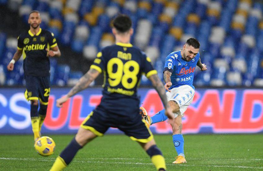 Parma, formația lui Dennis Man și Valentin Mihăilă, trece la măsuri de criză.
