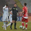 Justin Ștefan, secretarul general al LPF, nu înțelege delegarea arbitrului Sebastian Colțescu (43 de ani) la derby-ul Dinamo - FCSB, scor 0-1.