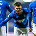 Ianis Hagi și Rangers sunt aproape de titlu în Scoția / Sursă foto: Twitter Rangers