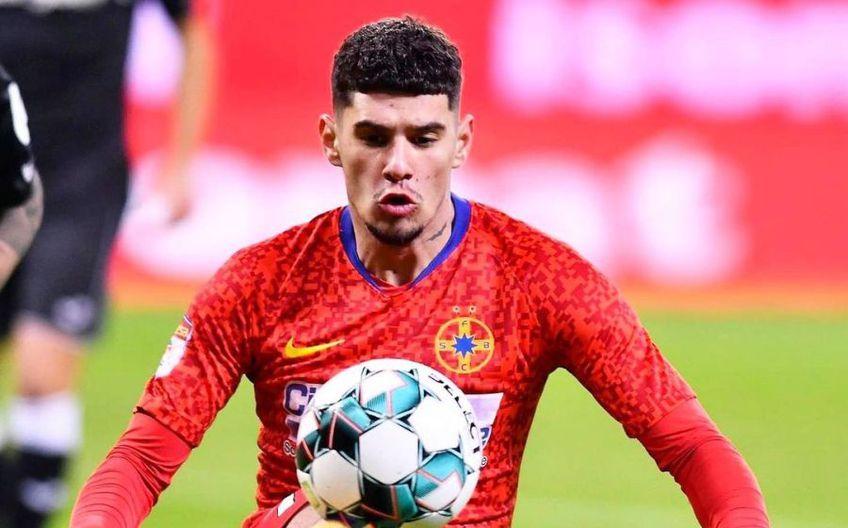 După Dinamo - FCSB 0-1, Florinel Coman (22 de ani, extremă stânga) a recunoscut că în ultima perioadă nu a fost în cea mai bună forma a sa.