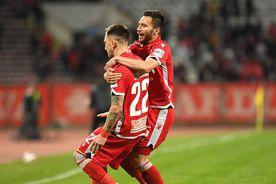 """CLINCENI - DINAMO 0-1, CUPA ROMÂNIEI // FOTO + VIDEO Vor avea un play-out lung » """"Câinii"""" se califică în semifinale, după un meci modest cu Academica"""