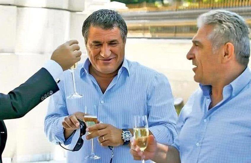 Victor Becali (49 de ani)